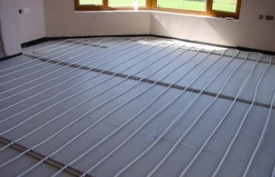Underfloor Heating and Cooling System Design 1